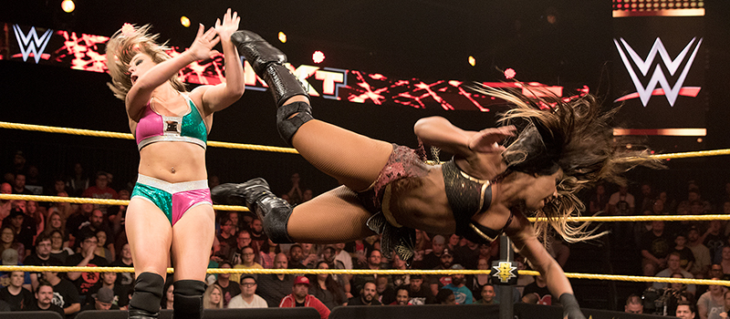 NXT Coverage – December 7, 2016