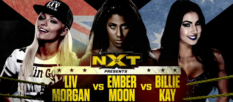 NXT Coverage – January 4, 2017