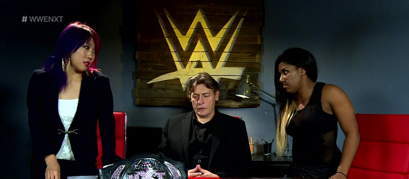 NXT Coverage – March 29, 2017