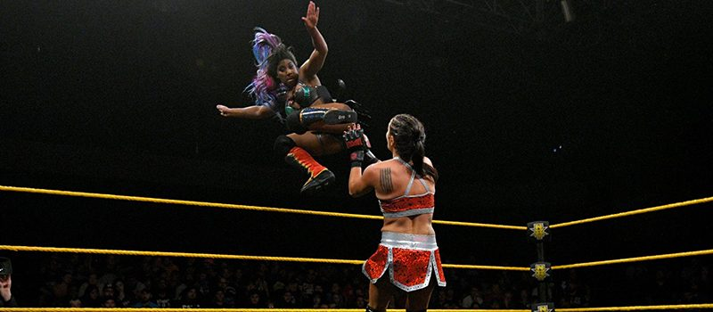 NXT Coverage – December 27, 2017