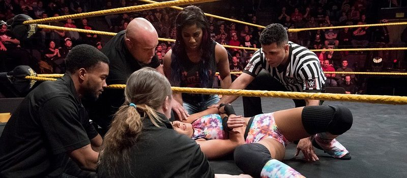 NXT Coverage – January 10, 2018