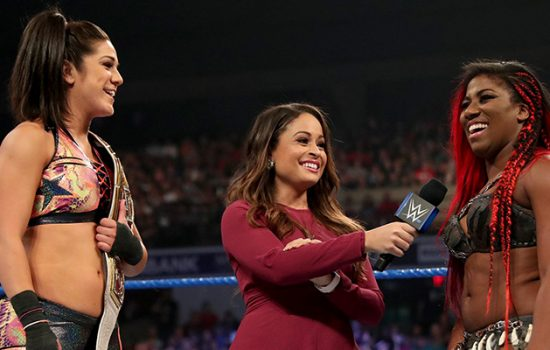 SmackDown Coverage – July 16, 2019